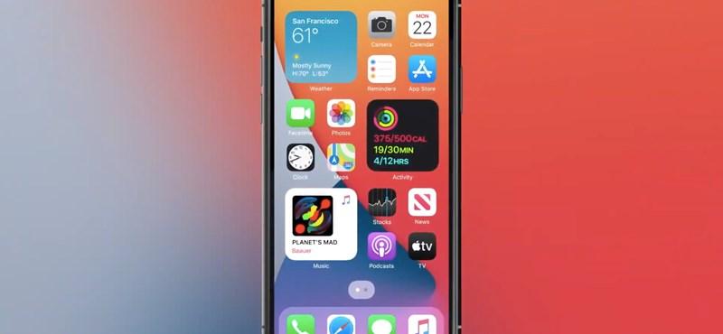 Milyen iPhone-ja van? Ezek a telefonok kapják meg a sok új funkcióval érkező iOS 14-et