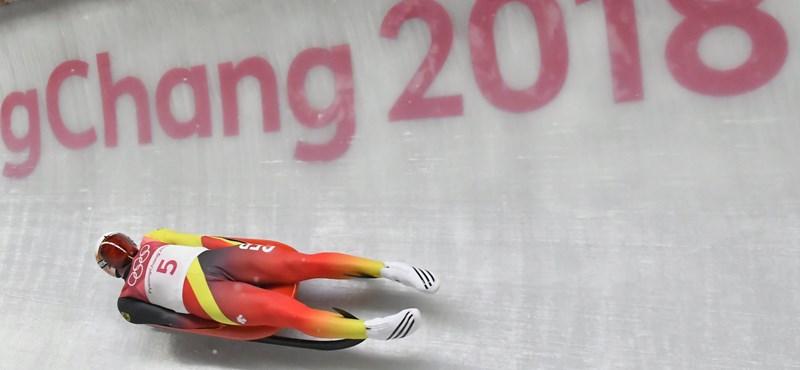 Járvány és viharos szél a téli olimpián - percről percre
