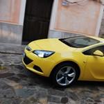 Opel Astra GTC teszt: tartsd az úton, haver!