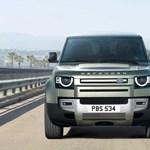 60 évig ugyanolyan volt, most eléggé más lett a Land Rover Defender