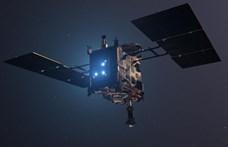 Hazafelé tartva végezhet el újabb történelmi küldetést a japán űrszonda