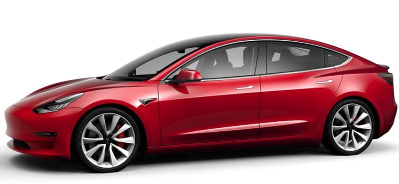 Európában is elérhető, konfigurálható a Tesla Model 3, vázoljuk az árakat