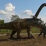 120 millió uniós pénz ment el rá, de bezárt a tizsaderzsi dinópark