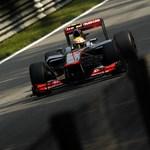 Hamilton a papírformát hozta, Perez és Alonso robbantott Monzában