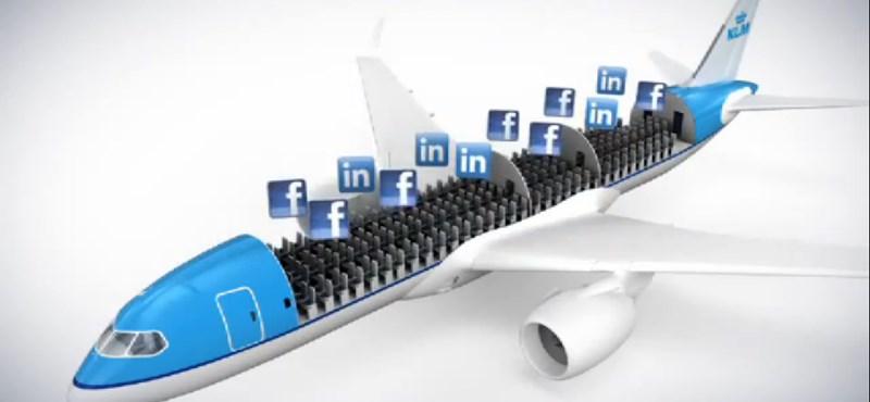 Ismerkedj új emberekkel a közösségi médián keresztül a fellegekben is! (videó)