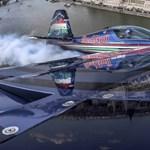 Ízelítőt kaptak az Air Race-ből a szegediek