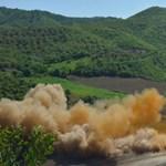 Húsz-hatvan atombombája lehet Észak-Koreának