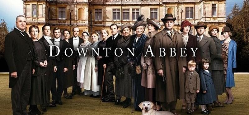 Jó hír a rajongóknak: hamarosan forog a Downton Abbey-film