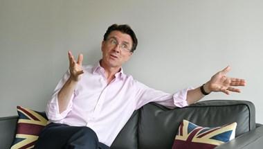 Jó ebédhez szól a nóta - a brit nagykövettel
