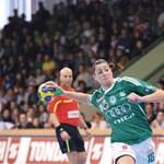Kezét törte a győriek brazil balátlövője, Eduarda Amorim nem játszik egy ideig