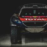 Átvette szörnyetegét a Peugeot sivatagi sztárválogattotja