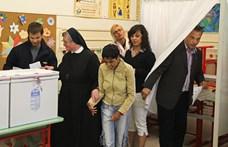 EP-választások: nem jön össze a kétharmad a Fidesznek