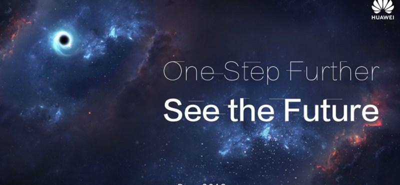 Itt az újabb sejtelmes kép a Huawei Samsung-konkurens megoldásáról