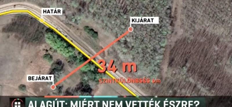 Gyalogsági ásóval vagy homokozólapáttal cselezték ki a határkerítést