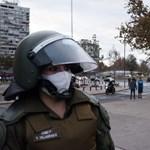 """Elkaptak Chilében hat embert az """"évszázad rablása"""" miatt"""