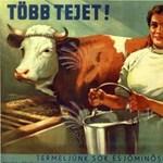Földet, üdítőitalt is találtak a tejespalackban
