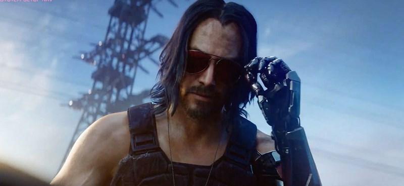 Oda a lelkesedés: a játékosok 75 százalékát vesztette el a Cyberpunk 2077 a Steamen