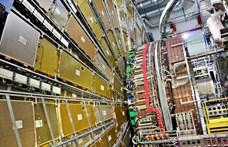 Nagy felfedezést tettek a CERN kutatói: először találtak kísérleti bizonyítékot a Higgs-bozon két müonra bomlására