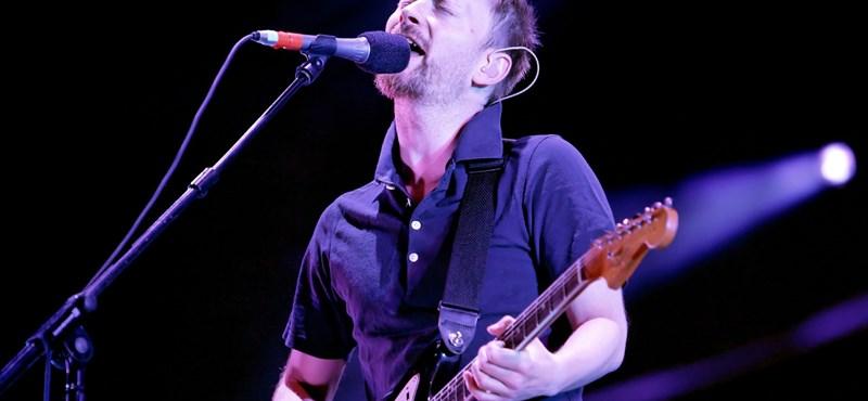 Kult: A Radiohead beszólt Theresa May-nek - HVG hu