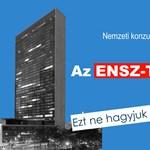 Jön a STOP ENSZ? Segítsen a kormánynak szlogent találni!