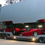 Már a kamion se semmi, de ami benne van... – videó