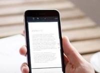 Vége a mobilon olvasós rémálomnak, hasznos újítás érkezett a PDF-ekhez