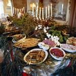 A legnépszerűbb karácsonyi receptek