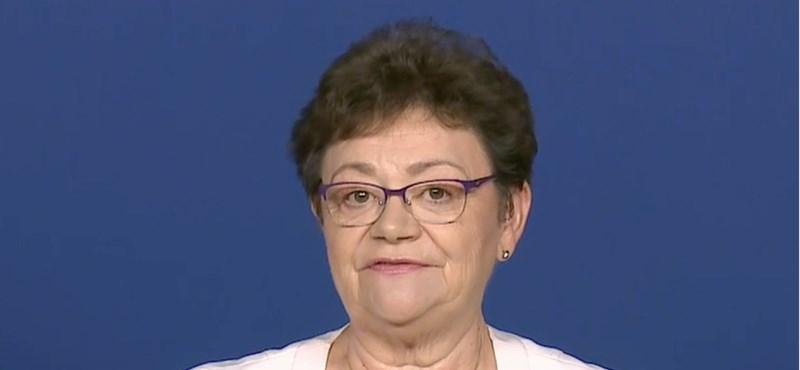 Müller Cecília: Szó sincs a tesztek csökkentéséről