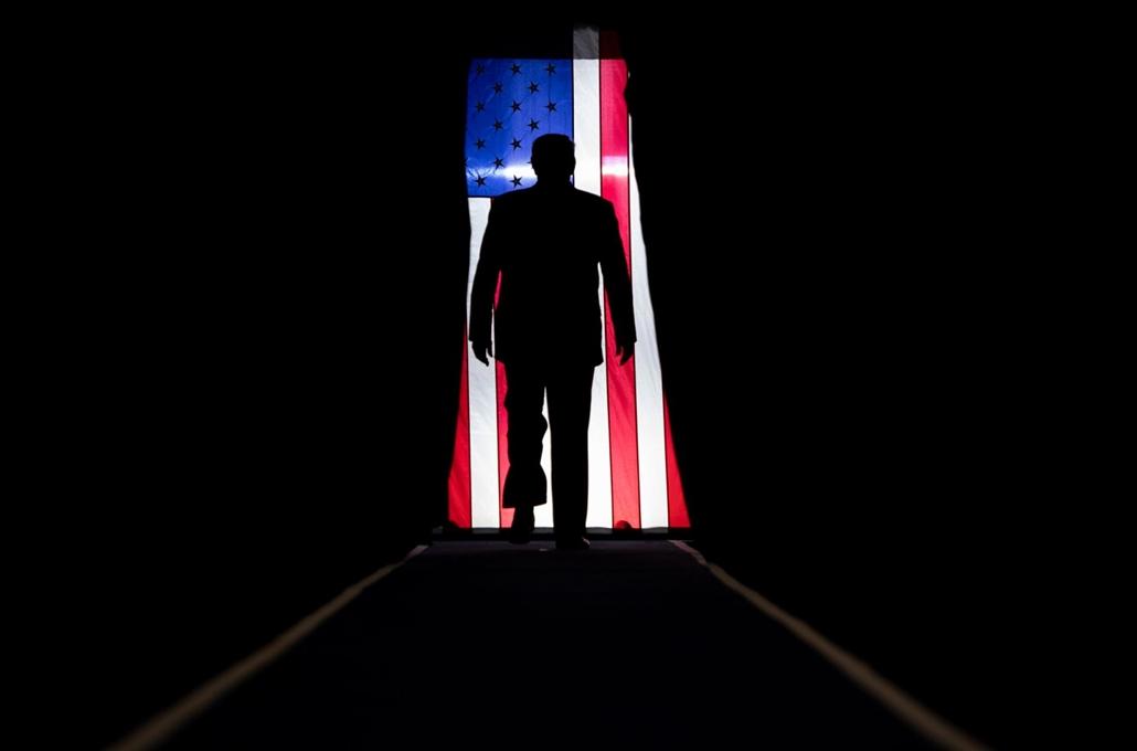 nagyítás afp.19.10.12. Donald Trump