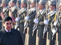 Betiltotta koronavírus szót Türkmenisztán