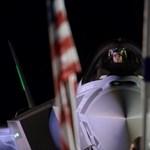 """Leszállt Izraelben az """"ég új királya"""": most éjszaka begördült az első F-35-ös – videó"""