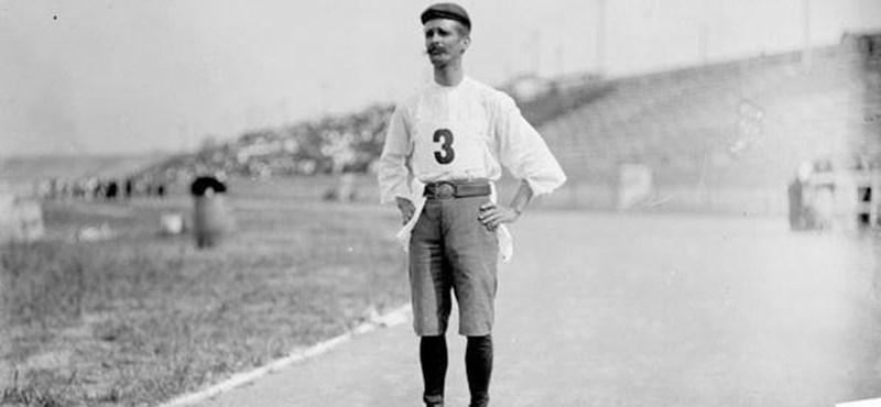 Az olimpiai történelem legszebb futása - St. Louis 1904