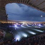 Kérem a következőt: átadták a debreceni stadiont
