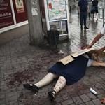 Humanitárius katasztrófáról beszélnek a donyecki szakadárok