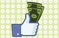 Saját pénzen dolgozik a Facebook, 2020-tól fizethetünk vele