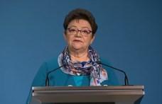 Müller Cecília: A második oltás hevesebb reakciót válthat ki, de aggodalomra nincs ok