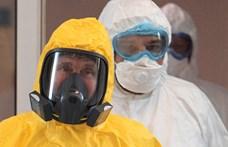 Ketten is elkaphatták a koronavírust az orosz elnöki hivatalban