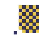Egy sakktábla, ami miatt te is fogni fogod a fejed - meg tudod oldani a feladványt?