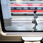 Leállt a vasúti személyszállítás az ukrán határon
