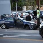Családi vitából gyilkosság és túszdráma lett Los Angelesben