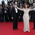 Friss fotó a 79 éves Sophia Lorenről