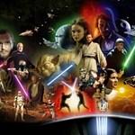 Soha nem látott Star Wars jelenetekkel hódít újra Lucas - videó