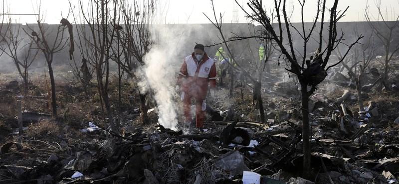 Emberi mulasztás miatt lőtték ki az ukrán utasszállítót a végleges iráni jelentés szerint