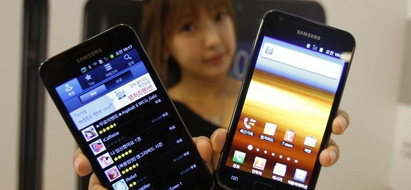 Az okostelefonok többsége védtelen