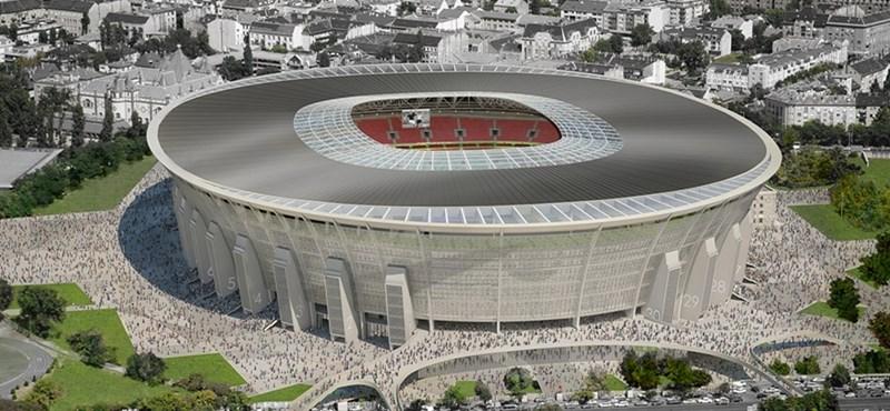 Rányomták a pecsétet az új Puskás Stadionra, 2019 vége a határidő