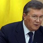 Kijev: ezermilliárdokat lopott Janukovics