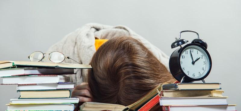 Így lehet elszúrni a vizsgaidőszakot: öt dolog, amit mindenképp kerülj el