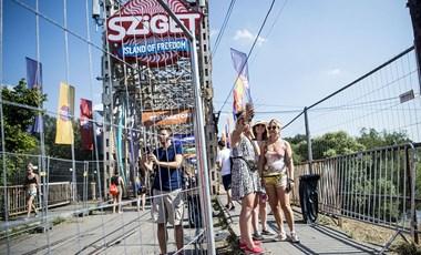 Könnyebben fogják visszakapni a maradék pénzüket a fesztiválozók a Szigeten