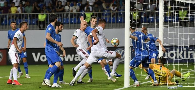 A magyar válogatott már a Wales elleni meccsre figyel – nyilatkozatok