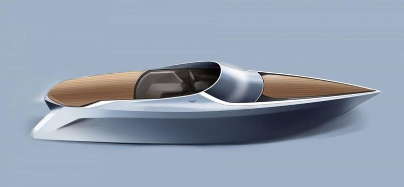 Luxusjacht érkezik az Aston Martintól